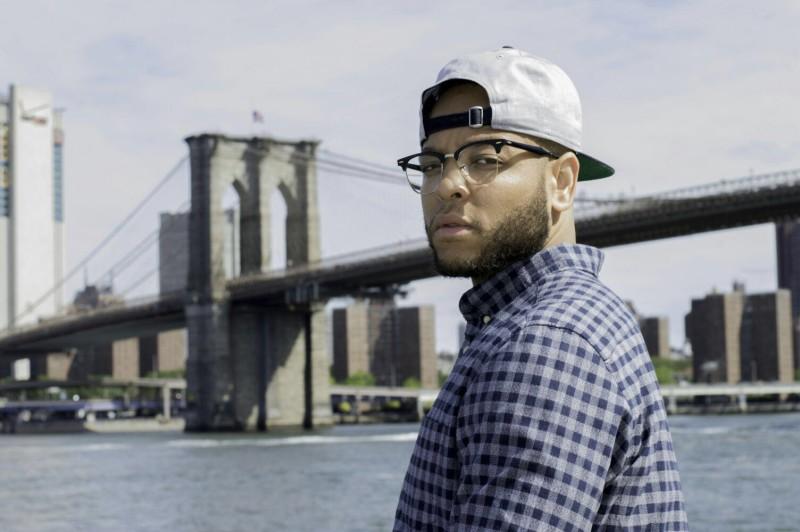 Hip-hop artist Greg G. Photo courtesy of Lousette Saint Victor.