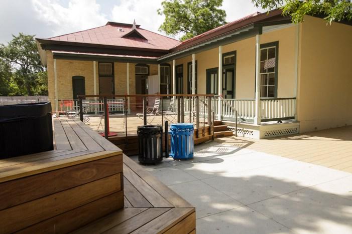 The Espinoza House.  Photo by Scott Ball.