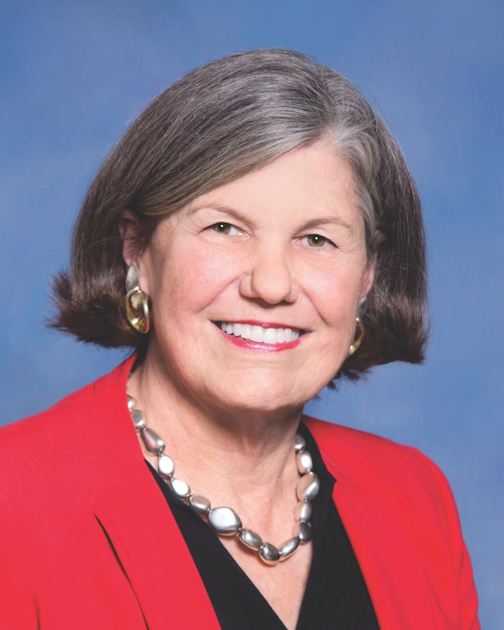 Sally Buchanan. Photo courtesy of San Antonio River Authority.
