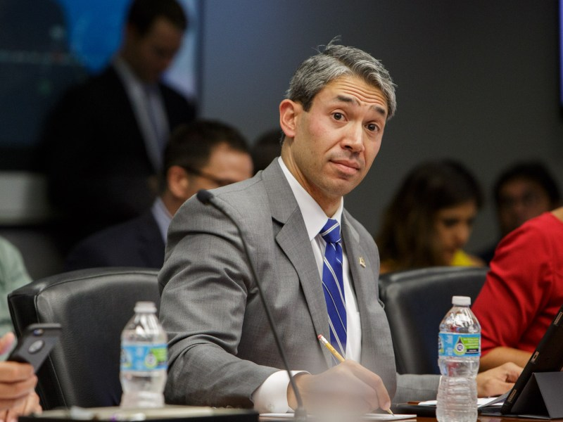 Councilman Ron Nirenberg (D8). Photo by Scott Ball.