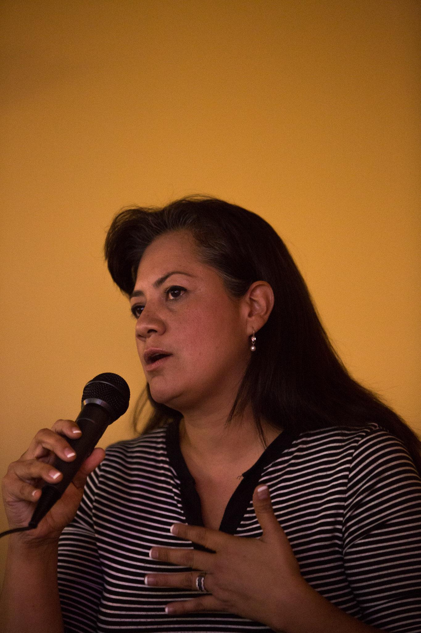 President and CEO of Webhead Janie Gonzalez.