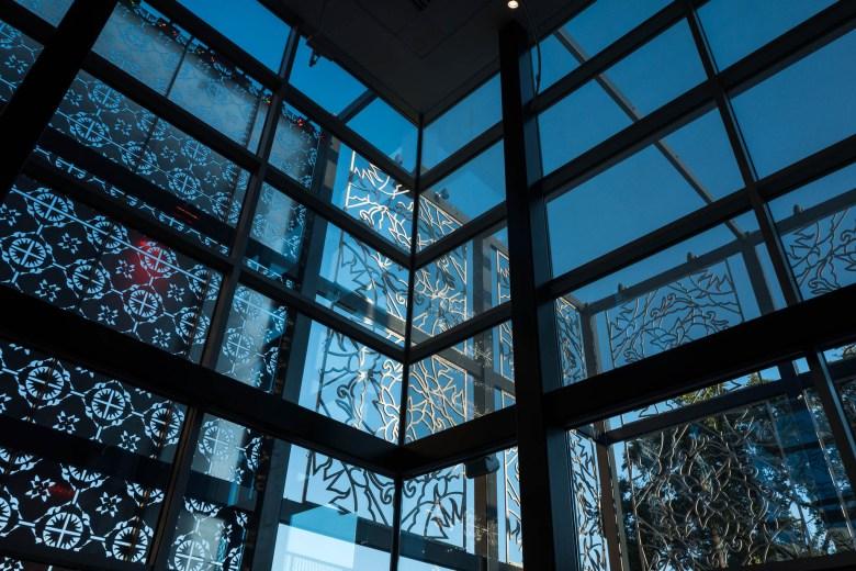 Centro de Artes at 101 South Santa Rosa Avenue. Photo by Scott Bal.
