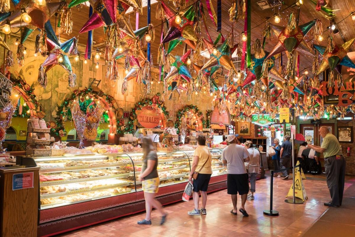 The Panadería at Mi Tierra. Photo by Scott Ball.