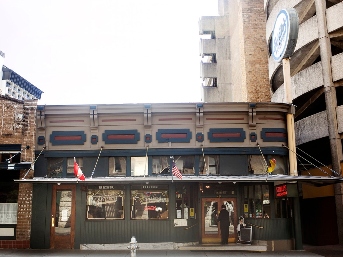Schilo's has had a history in San Antonio for 99 years. Photo by Kathryn Boyd-Batstone.