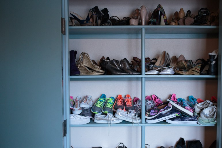 Shoes for all varieties of occasions such as working out or for a job interview are available.