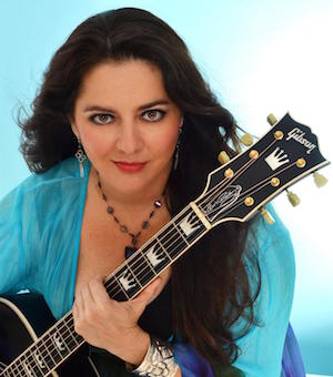 Lisa Morales performs at Wimberley Alive! on Saturday Nov. 12, 2016.