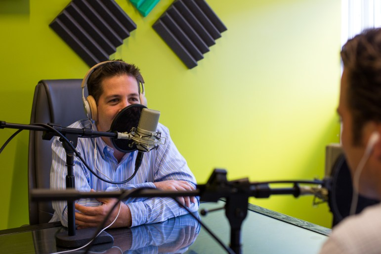 Jungle Disk President and CEO Bret Piatt is the host of their new Cyber Talk Radio show.