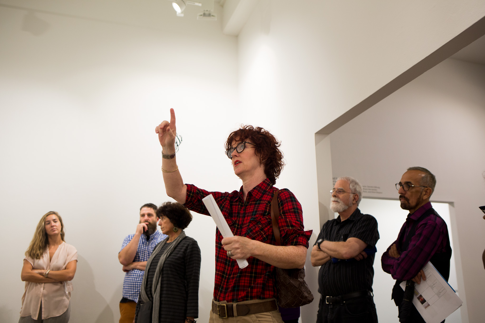 Artist Leigh Anne Lester explains her work.