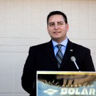 State Representative Philip Cortez speaks about how this will help San Antonio be a leading city in energy development.