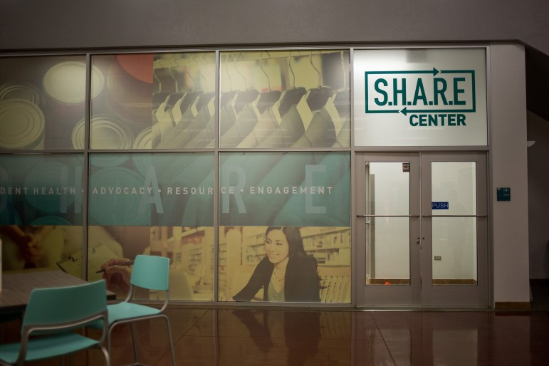 The Palo Alto College is officially opening our new S.H.A.R.E. Center (Student Health, Advocacy, Resource, and Engagement Center) is located in the center of the Student Center on campus.