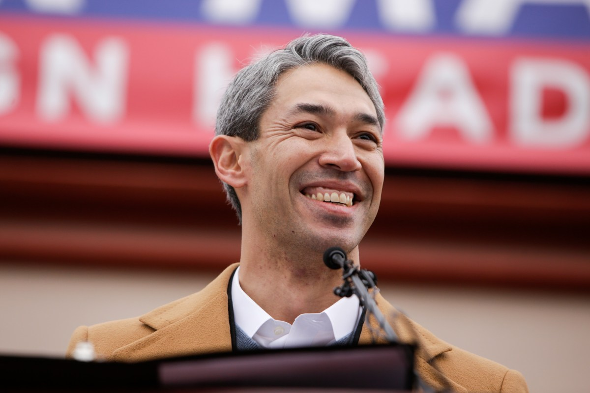 Ron Nirenberg officially announces his candidacy for Mayor of San Antonio.