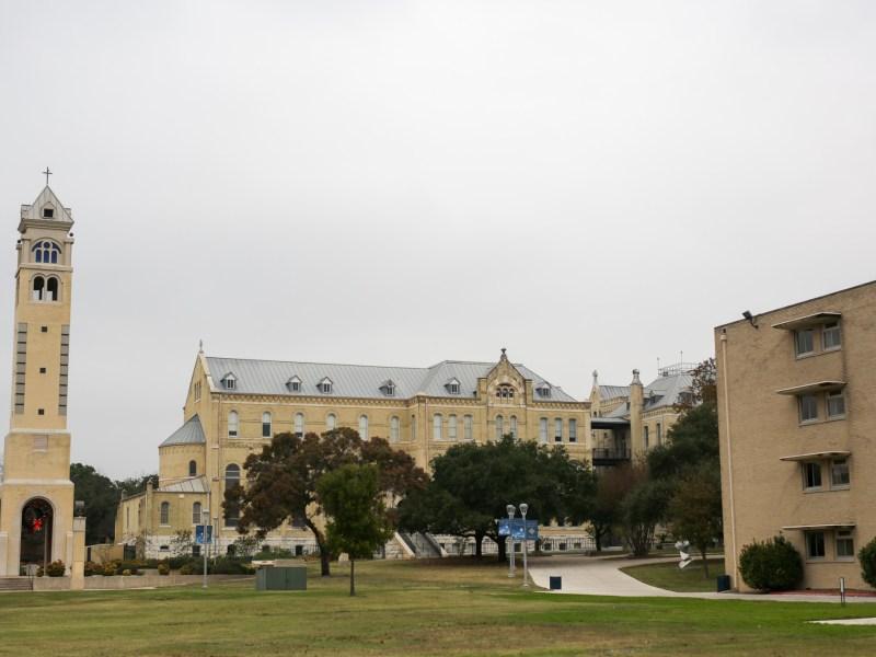 St. Mary's University.
