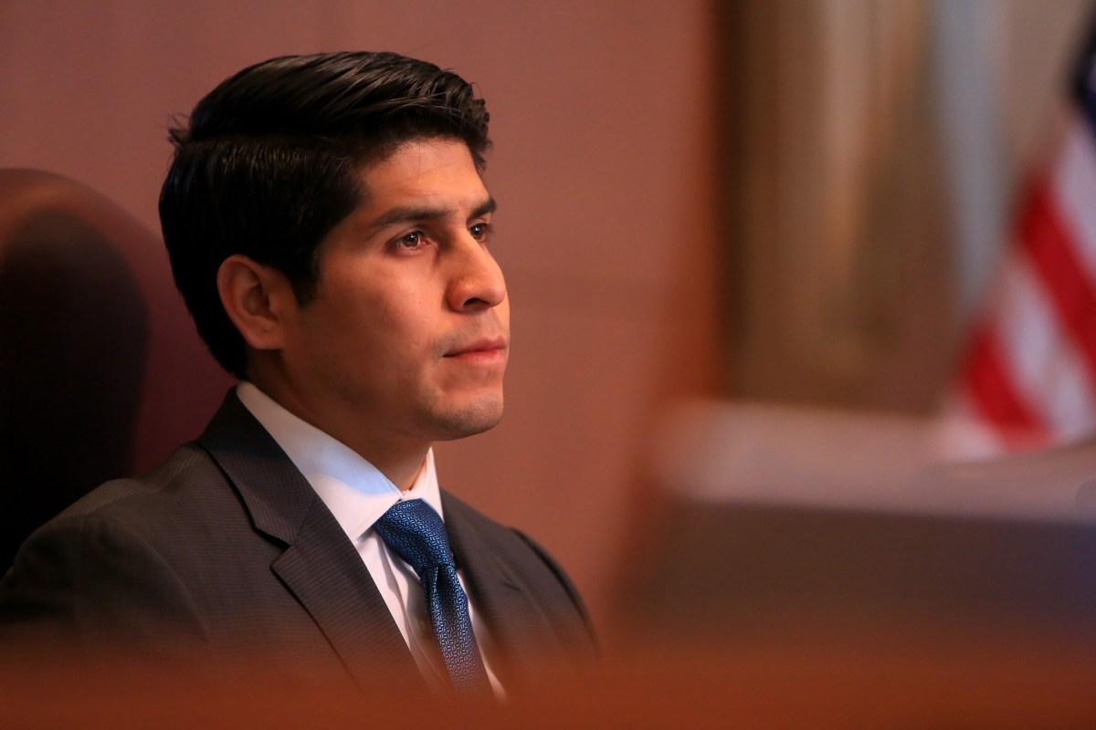 Councilman Rey Saldaña (D4).
