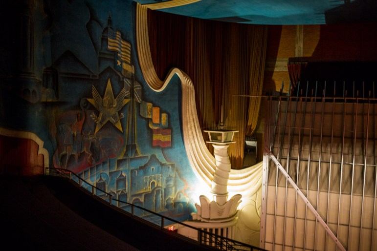 La Familia Cortez have been instrumental in the preservation of The 60-year-old Alameda Theater.