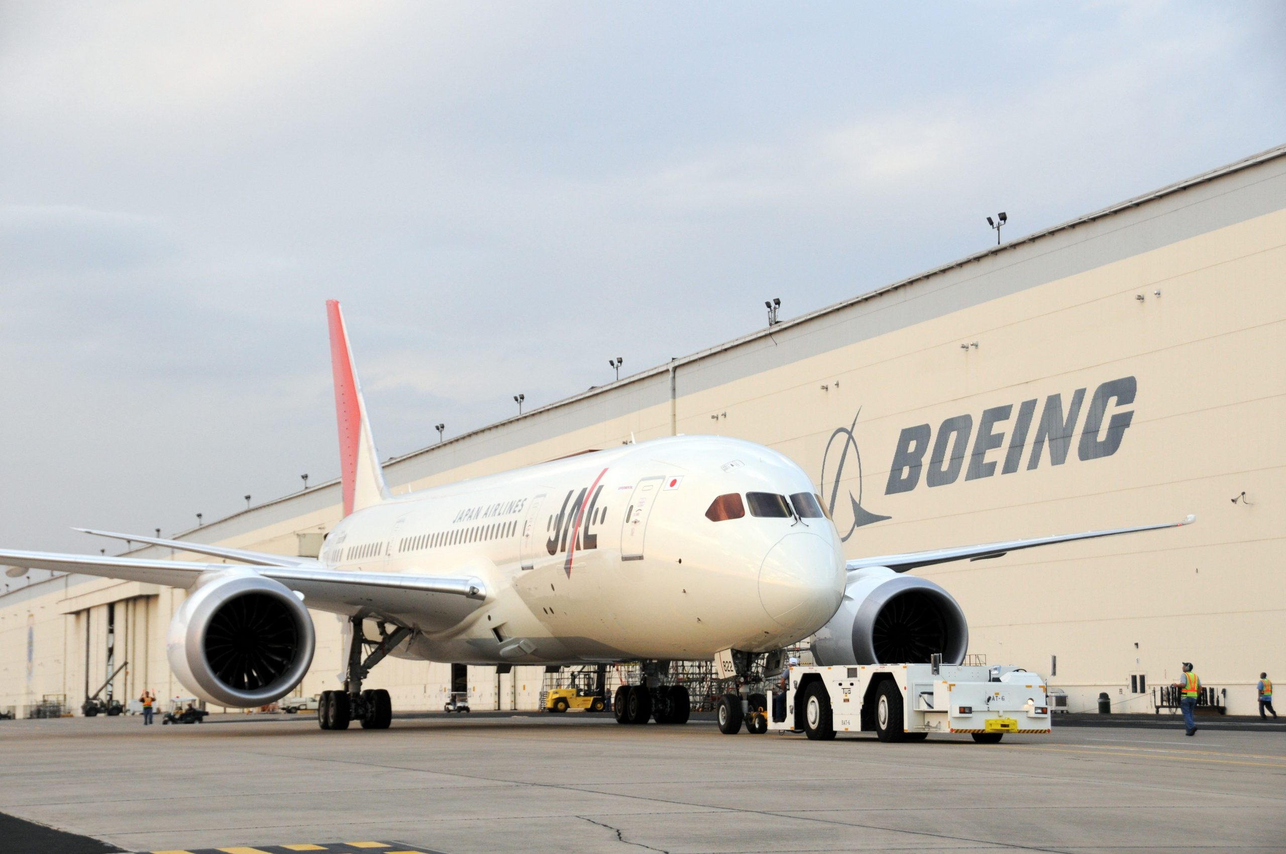 Boeing is a significant employer and source of aeronautical jobs at Port San Antonio.