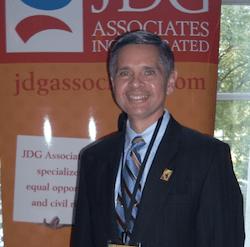John Gonzalez, founder of JDG Associates, Inc.