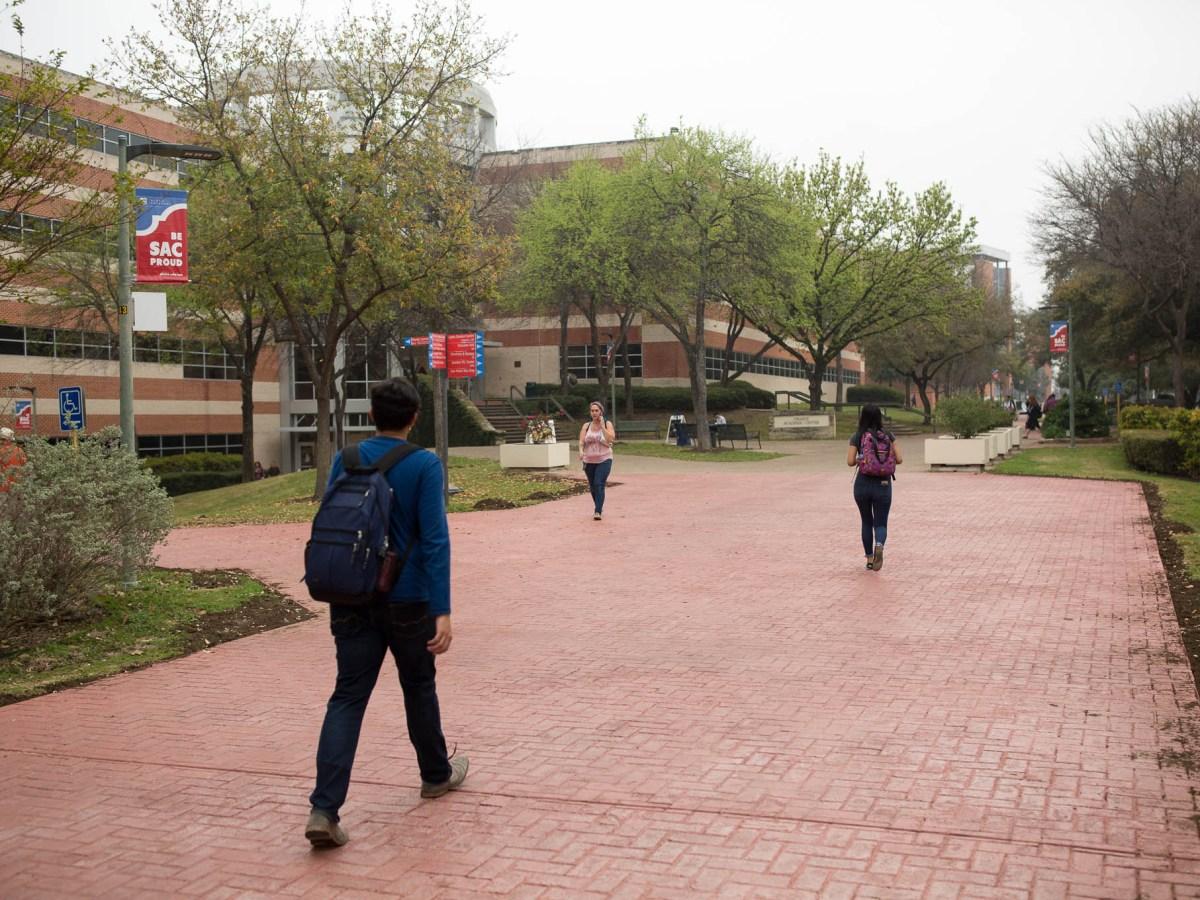 The San Antonio College campus.