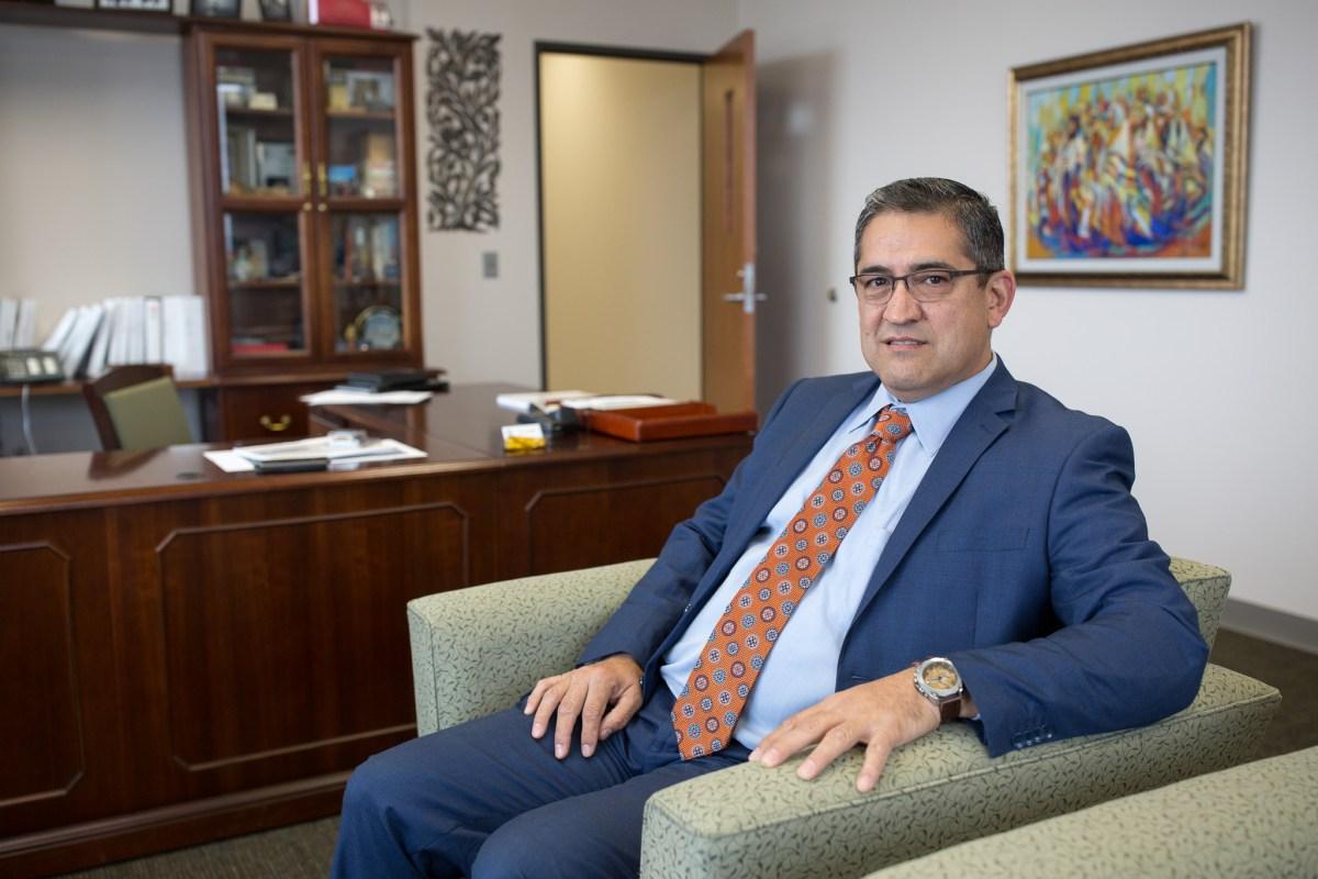 Bexar County Director of Economic Development David Marquez.