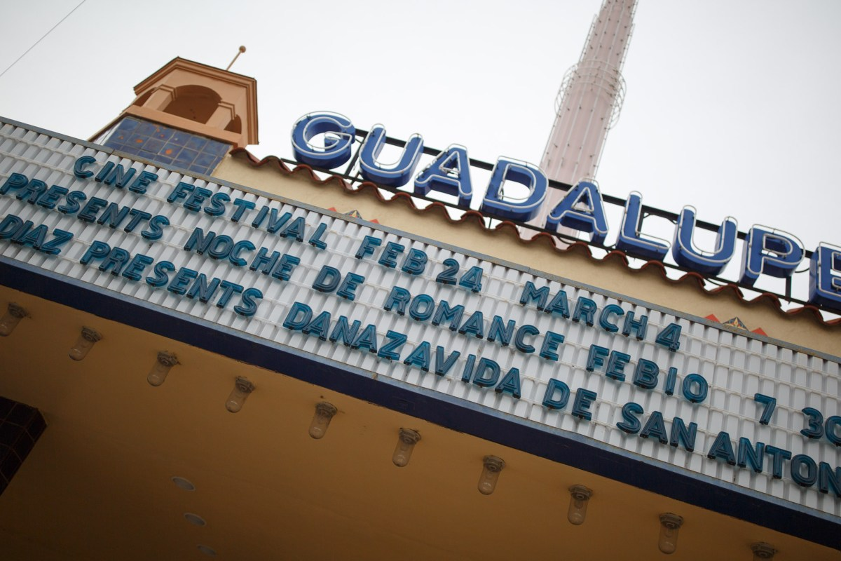 This years Cine Festival will feature about 40 films and span from February 24-March 4 and hosted by the Guadalupe Cultural Arts Center.