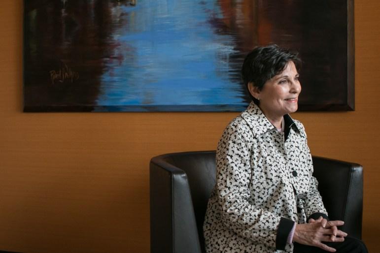 Estela Avery is retiring as Executive Director of the San Antonio River Foundation.