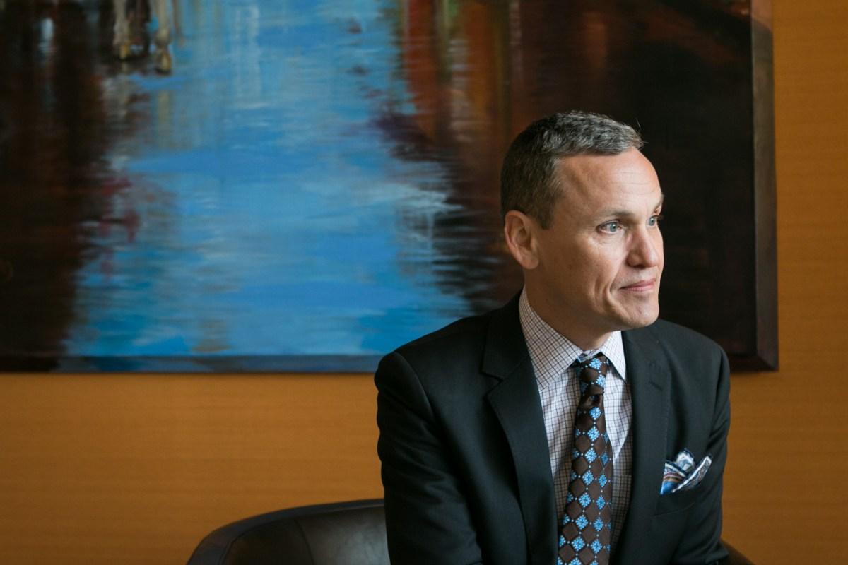 Robert Amerman is the new Executive Director of the San Antonio River Foundation.
