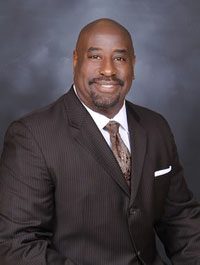 Judson Independent School District Assistant Superintendent of Operations Dr. Milton Fields, III