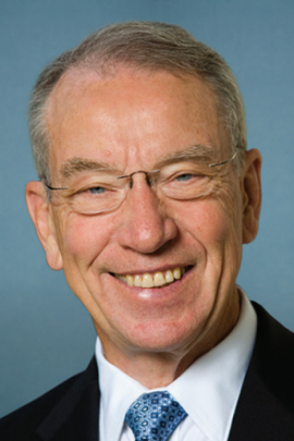 Sen. Chuck Grassley (R-Iowa) has long urged that more scrutiny be applied to nonprofit hospitals' tax status.