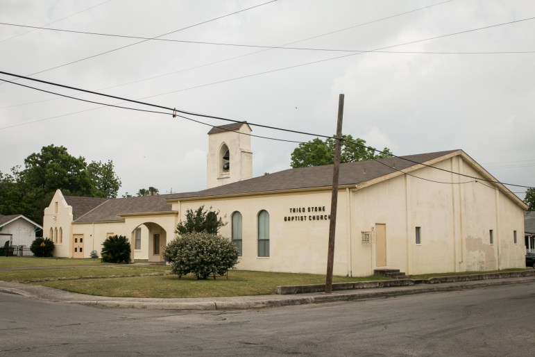 Tried Stone Baptist Church is located at 551 Canton St.