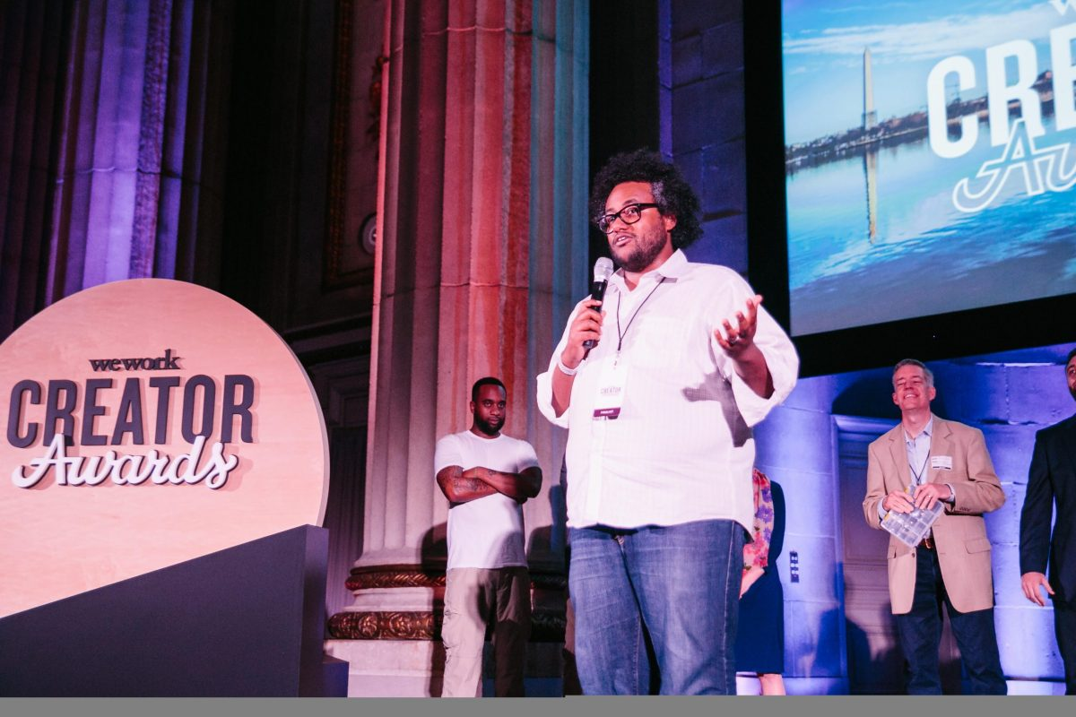 WeWork has launched Creator Awards. The application deadline is June 12.
