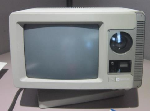 Early Datapoint MINX Video Conferencing Unit- SAMSAT Collection