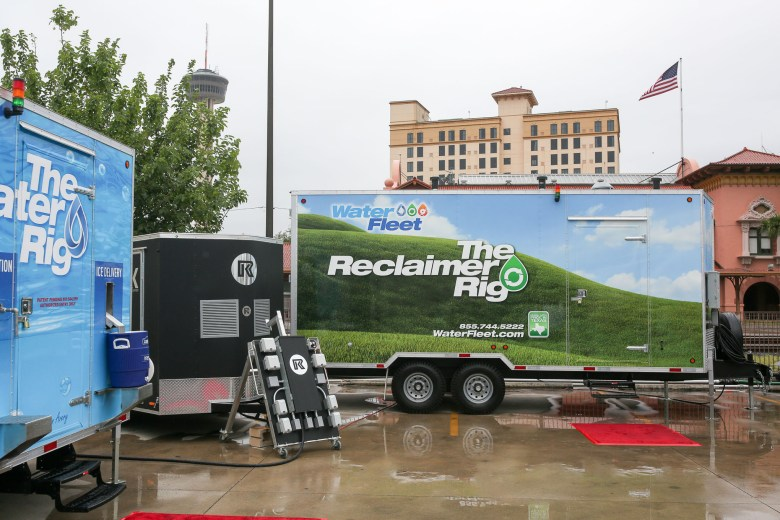 Water Fleet services offer both reclaiming wasted water and purifying drinking water found in natural bodies of water.