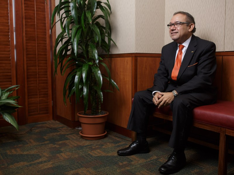 UTSA Interim President Dr. Pedro Reyes