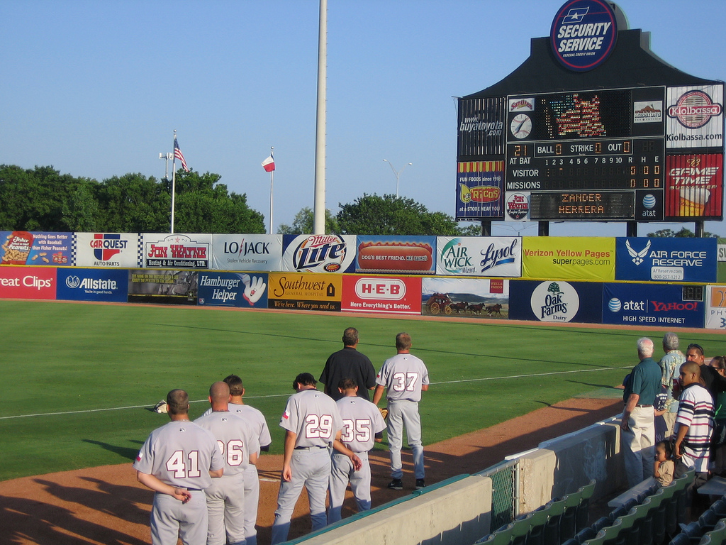 The San Antonio Missions will be moving to Amarillo and will be replaced with a AAA baseball team in 2019.