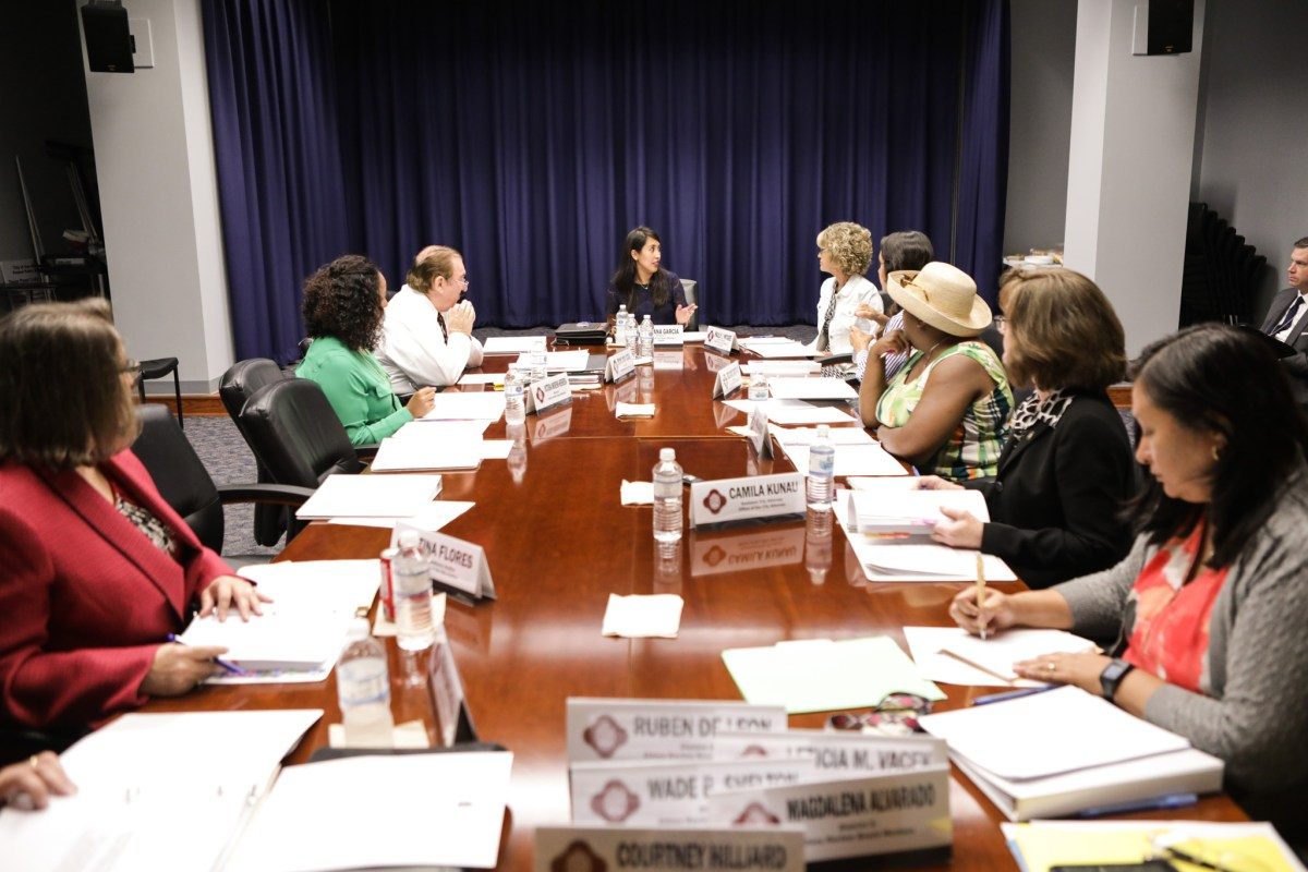 The Ethics Review Board considers sweeping changes to campaign finance rules and the ethical complaint process.
