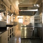 Outlaw Kitchens has a state-of-the-art kitchen.