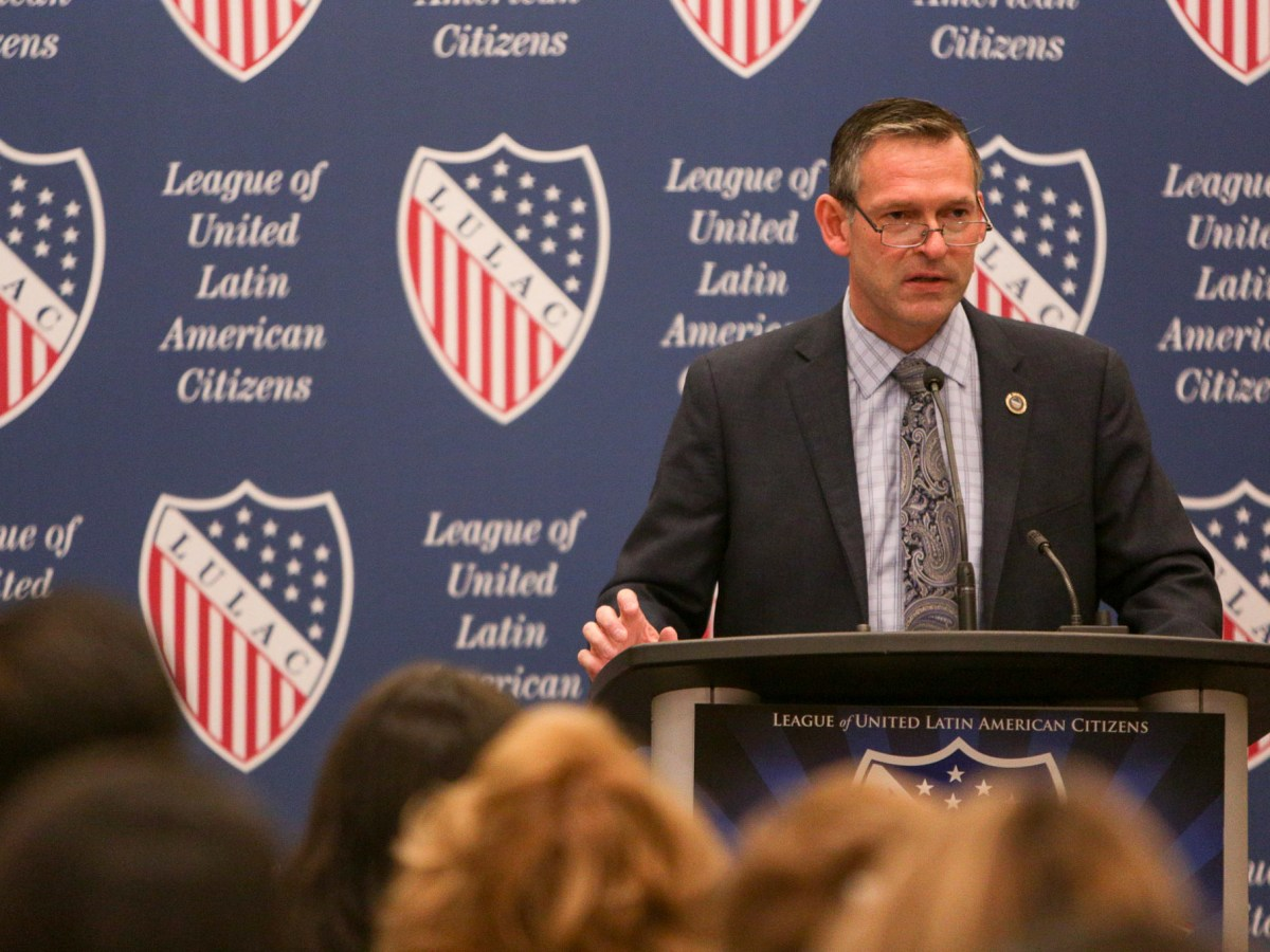 LULAC Executive Director Brent Wilkes.