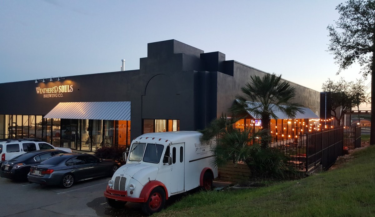 Weathered Souls Brewing Co. located at 606 Embassy Oaks.