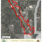 City staff does not recommend the annexation of an area near Interstate 10 West and Loop 1604.