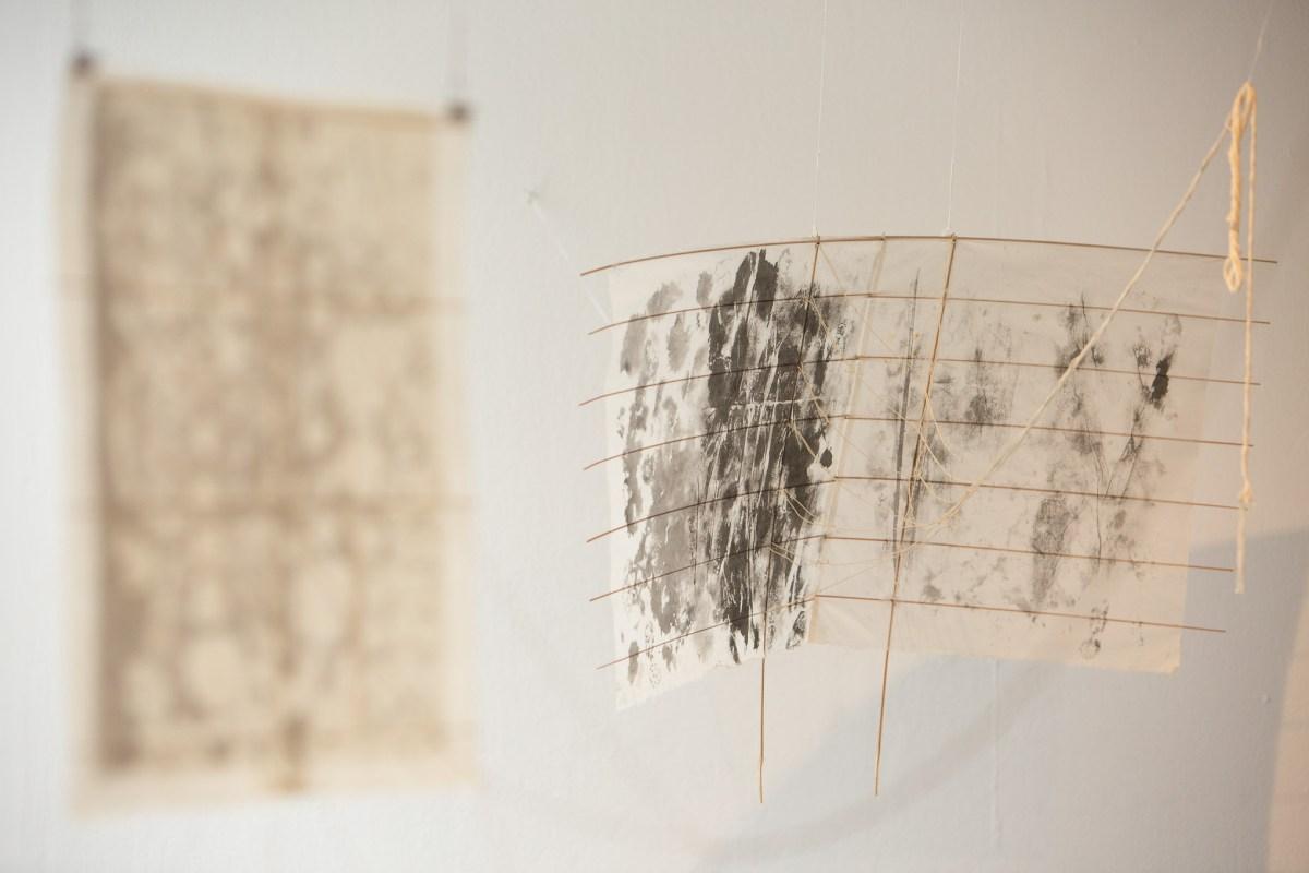 Nobuhiko Yoshizumi, Folding Kite, 2009
