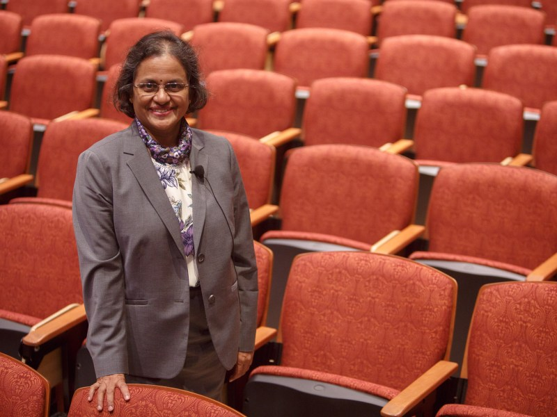 Dr. Sudha Seshadri is the founding director of UT Health SA's Glenn Biggs Institute for Alzheimer's & Neurodegenerative Diseases.