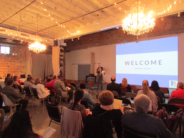 The 2017 P16Plus September Attendance Awareness event took place at the Brick at Blue Star earlier this month.