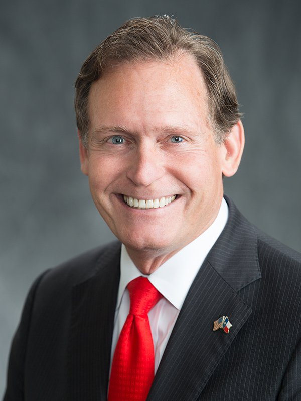 State Rep. John Zerwas, (R-Richmond)