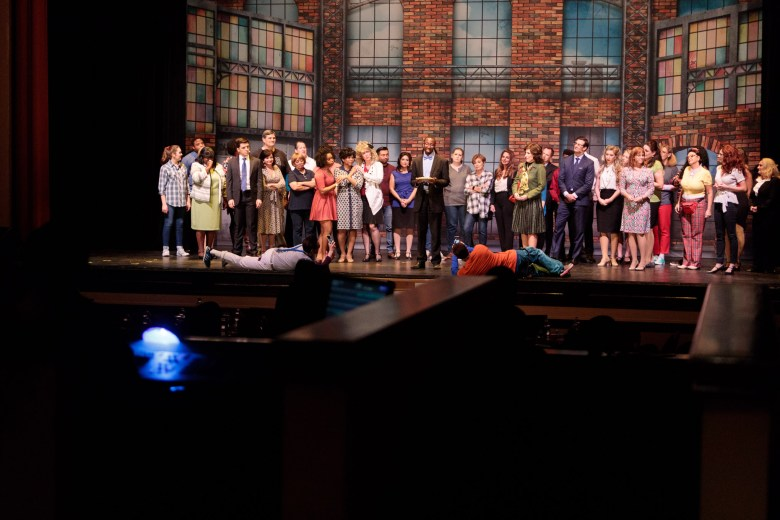 The cast of Ethics Follies.