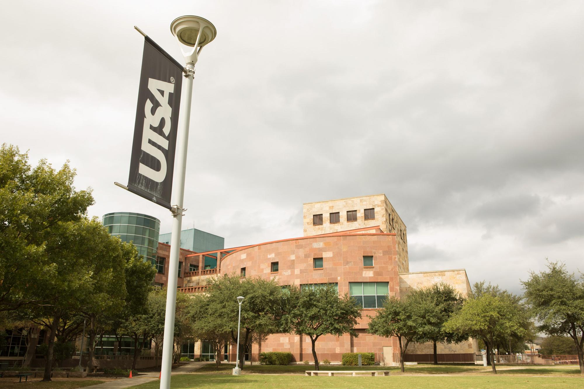 UTSA Downtown Campus.