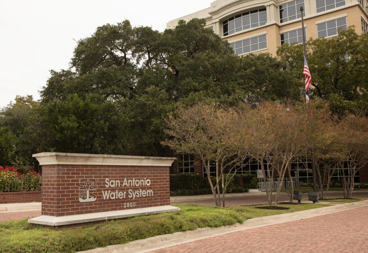 San Antonio Water System headquarters.