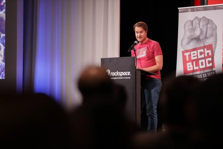 TechBloc CEO David Heard.
