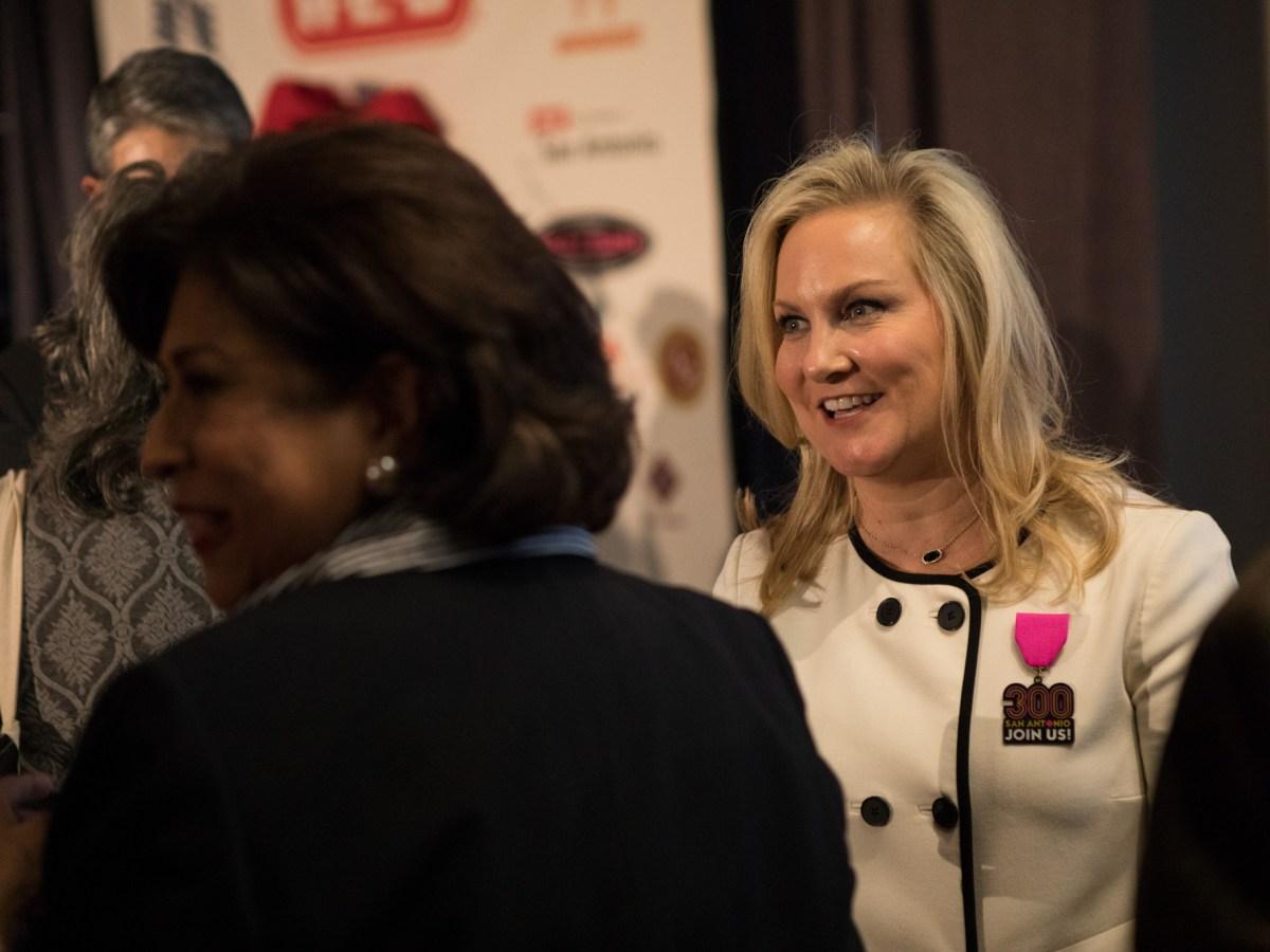 Casandra Matej, Visit San Antonio President and CEO