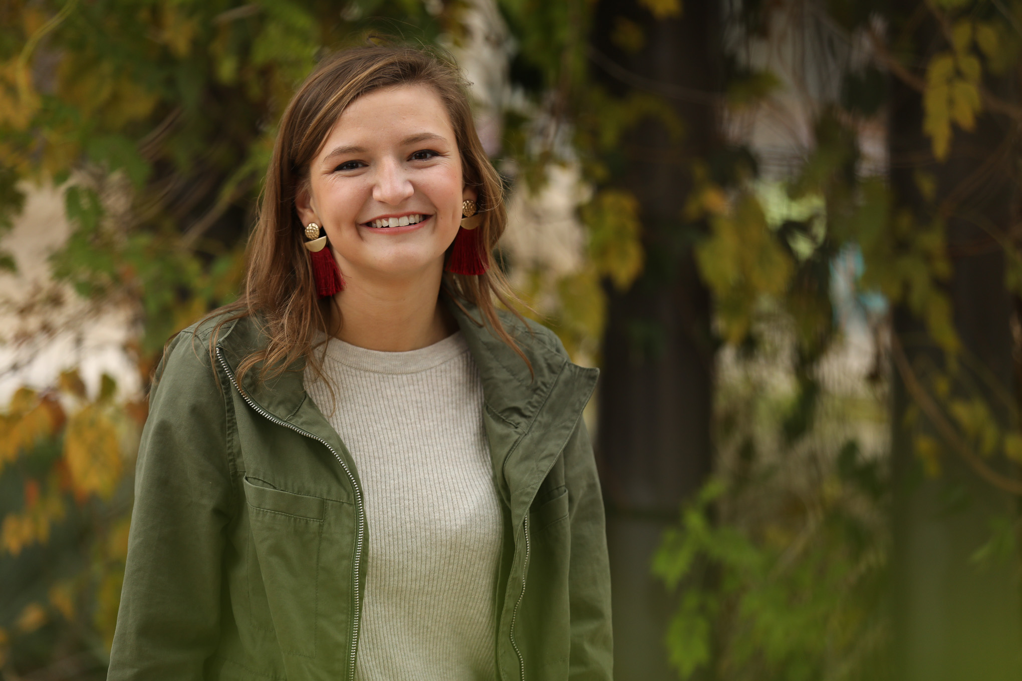Rivard Report Education Reporter Emily Donaldson