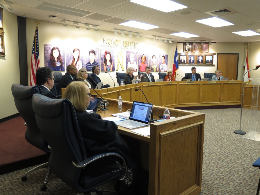 Trustees reacted positively to a Citizen's Bond Committee recommendation that totaled just under $850 million.