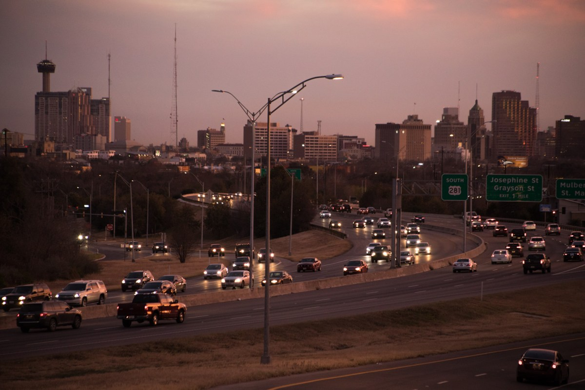 Bexar County is failing to meet air quality standards set out by the EPA.